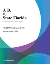 Download J. B. v. State Florida