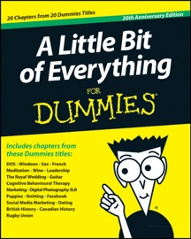 A Little Bit of Everything For Dummies - John Wiley & Sons, Inc. Book