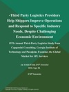 -Third Party Logistics Providers Help Shippers Improve Operations And Respond To Specific Industry Needs Despite Challenging Economic Environment 15Th Annual Third-Party Logistics Study From Capgemini Consulting Georgia Institute Of Technology And Pana