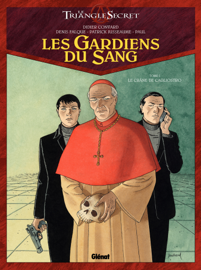 Le Triangle Secret : Les Gardiens du sang Vol.1