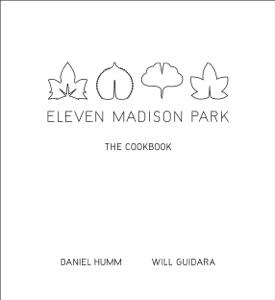 Eleven Madison Park Book Cover