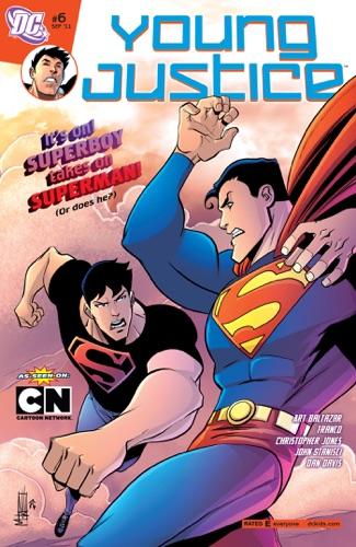 Art Baltazar, Franco, Christopher Jones & Dan Davis - Young Justice (2011-) #6