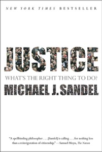 Justice Book Cover