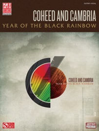 COHEED AND CAMBRIA - YEAR OF THE BLACK RAINBOW (SONGBOOK)
