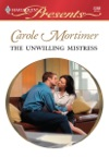 The Unwilling Mistress