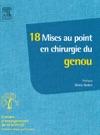18 Mises Au Point En Chirurgie Du Genou