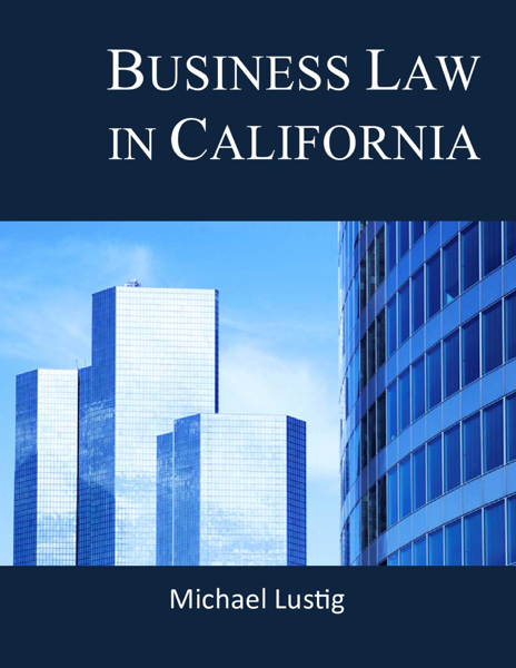 Business Law in California