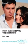Sydney Harbor Hospital Toms Redemption