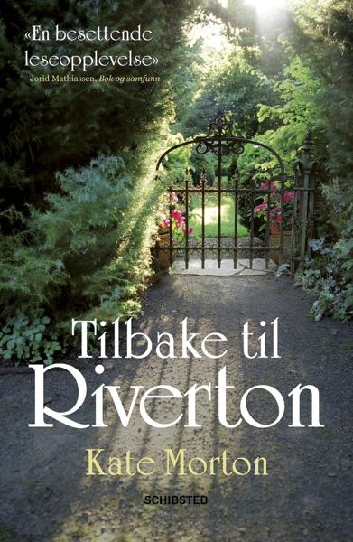 Tilbake til Riverton - Kate Morton book cover