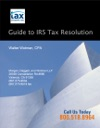 Tax Champions Guide To IRS Tax Resolution
