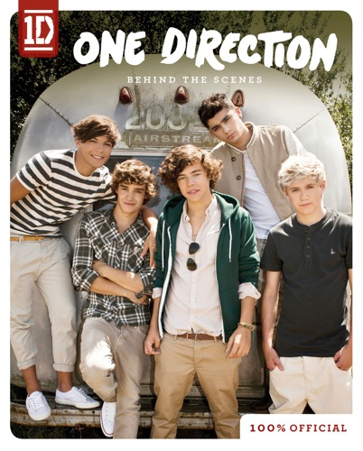 One Direction: Behind the Scenes E-Book Download