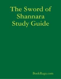 THE SWORD OF SHANNARA STUDY GUIDE