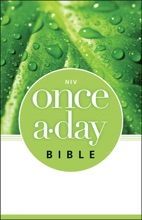 NIV, Once-A-Day:  Bible