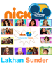 Lakhan Sunder - Nickelodeon and Disney artwork