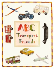 Download and Read Online ABC Transport Friends : ABC Book for Kids