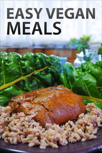 Easy Vegan Meals - Authors and Editors of Instructables - Authors and Editors of Instructables