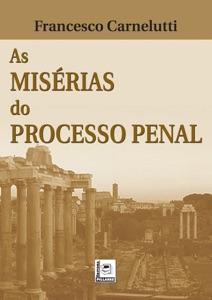 As misérias do processo penal Book Cover
