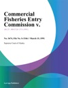 Commercial Fisheries Entry Commission V