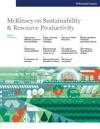 McKinsey On Sustainability  Resource Productivity