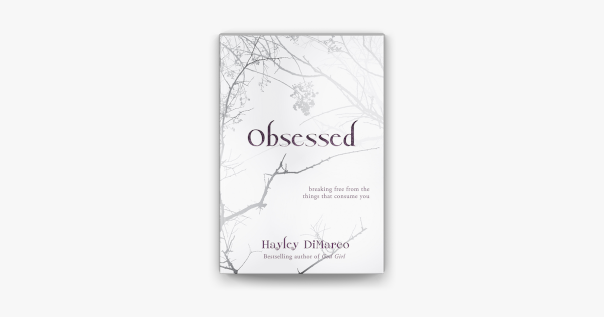Obsessed - Hayley DiMarco