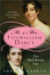 Mr  Mrs Fitzwilliam Darcy Two Shall Become One