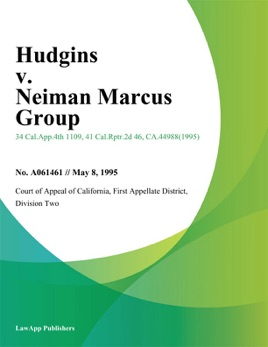 ‎Hudgins v  Neiman Marcus Group