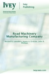 Road Machinery Manufacturing Company