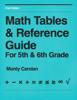 Monty Carolan - Math Tables & Reference Guide artwork