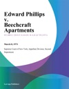 Edward Phillips V Beechcraft Apartments