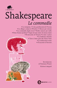 Le commedie Book Cover