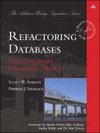 Refactoring Databases Evolutionary Database Design