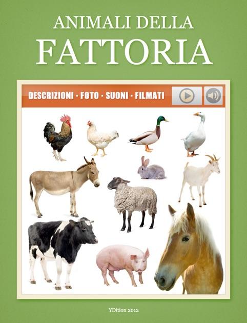 Animali della fattoria di ydition su ibooks for Piani di riproduzione della fattoria