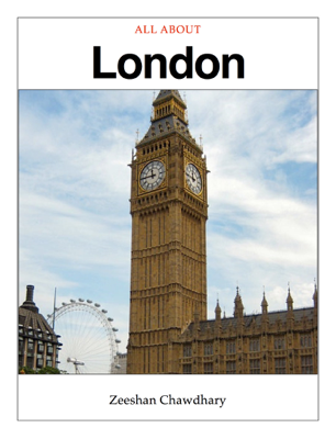 London - Zeeshan Chawdhary book