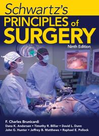Schwartz's Principles of Surgery, Ninth Edition book