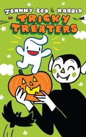 Tricky Treaters - James Kochalka & Jess Smart Smiley