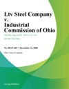 Ltv Steel Company V Industrial Commission Of Ohio