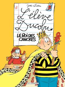 L'Eleve Ducobu  - tome 05 - Le roi des Cancres La couverture du livre martien