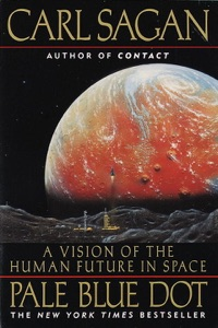 Pale Blue Dot Book Cover