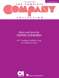 THE COMPLETE COMPANY COLLECTION (SONGBOOK)