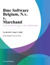 Bmc Software Belgium