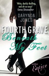 Fourth Grave Beneath My Feet Libro Cover