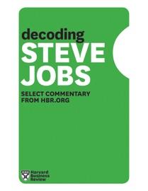 Decoding Steve Jobs
