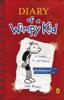 Jeff Kinney - Diary of a Wimpy Kid (Book 1) artwork