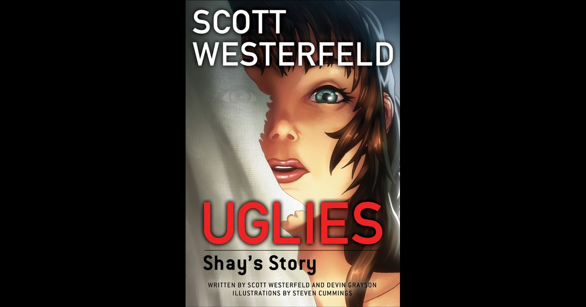 Uglies: Shay's Story (Graphic Novel) by Scott Westerfeld ...