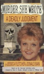 Murder She Wrote A Deadly Judgment