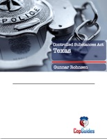 Texas Controlled Substance Act