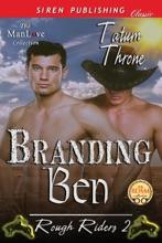 Branding Ben [Rough Riders 2]