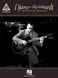 Django Reinhardt - The Definitive Collection (Songbook)