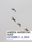 Alberta Waterfowl Hunt