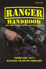 Ranger Handbook The Official U.S. Army Ranger Handbook SH21-76
